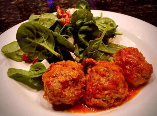 Meatball Salad 2